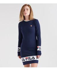 Fila - Luna Dress - Lyst