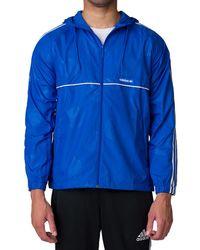 adidas - Osaka Windbreaker Jacket - Lyst