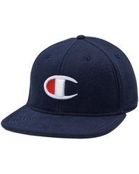 Champion - Reverse Weave Baseball Hat - Lyst