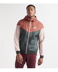 Nike - Windrunner Fl Zip Hoodie - Lyst