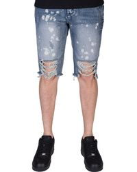 Heritage - Rip N Splatter Shorts - Lyst