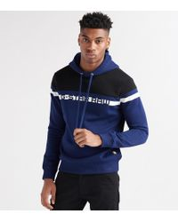 G-Star RAW - Ashor Graphic 14 Core Pullover Hoodie - Lyst