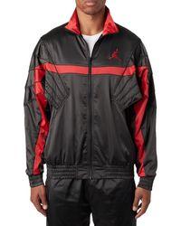 c9f1fac3c Air Air Red For In Nike Nike Men Zip Lyst Jacket Half 5aqpnwwU