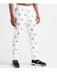 Champion Reverse Weave All-over Print Joggers