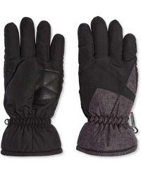 Joe Fresh - Men's Elastic Cuff Ski Gloves - Lyst