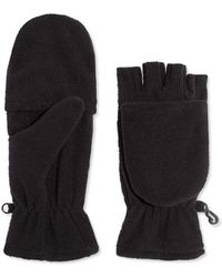 Joe Fresh - Men's Fleece Pop Top Gloves - Lyst