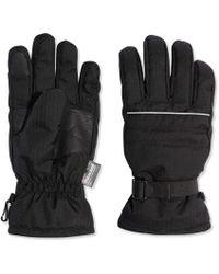 Joe Fresh - Men's Herringbone Ski Gloves - Lyst