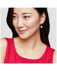 Joe Fresh - Faux Pearl Drop Earrings - Lyst
