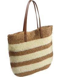 Joe Fresh - Straw Tote Bag - Lyst