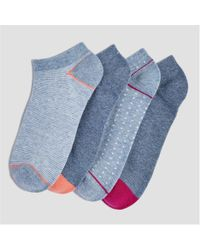 Joe Fresh - 4 Pack Socks - Lyst