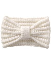 Joe Fresh - Metallic Knit Headband - Lyst