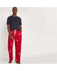 Joe Fresh - Men's Flannel Sleep Set - Lyst
