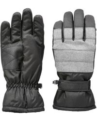 Joe Fresh - Men's Lined Ski Gloves - Lyst