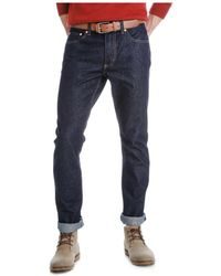 Joe Fresh | Men's Slim Straight Indigo Jean | Lyst