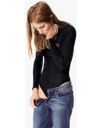 Joe's Jeans - Gayle Bodysuit - Lyst