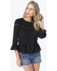 Joe's Jeans - Caylee Top - Lyst