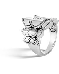 John Hardy - Naga Saddle Ring - Lyst