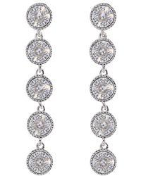 Ted Baker | Rizza Drop Crystal Earrings | Lyst