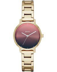 DKNY - Ny2737 Women's The Modernist Bracelet Strap Watch - Lyst