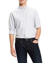 Tommy Hilfiger - Hilfiger Denim Ithaca Stripe Shirt - Lyst