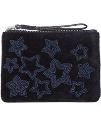 White Stuff | Velvet Star Coin Purse | Lyst