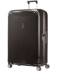 Samsonite - Neopulse 81cm Spinner 4-wheel Extra Large Suitcase - Lyst