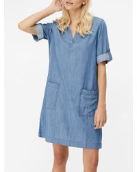White Stuff - Frankie Denim Dress - Lyst