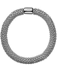 Links of London - Effervescence Sterling Silver Star Bracelet - Lyst