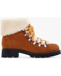 522fc61e0ef J.Crew The Perfect Winter Ankle Boots - Lyst