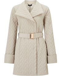 Bruce By Bruce Oldfield - Quilted Jacket - Lyst