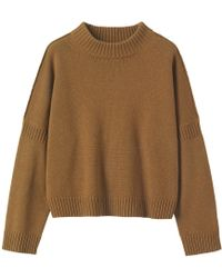 Toast - Wool Cotton Easy Jumper - Lyst