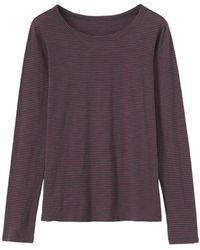 Toast - Easy Stripe T-shirt - Lyst