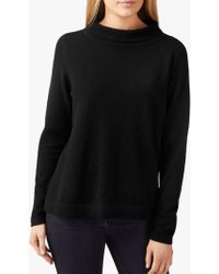 Pure Collection - Bardot Jumper - Lyst