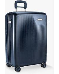 Briggs & Riley - Sympatico 4-wheel Expandable Medium Suitcase - Lyst