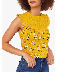 Oasis Delilah Shell Top