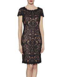 John Lewis - Gina Bacconi Tabitha Embroidery Dress - Lyst