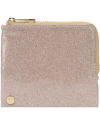Mi-Pac - Zip Glitter Card Holder - Lyst