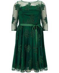 Studio 8 - Yvette Lace Dress - Lyst