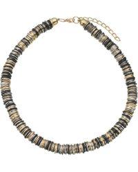 John Lewis - Multi Rings Necklace - Lyst