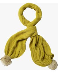 White Stuff - Bridget Knitted Scarf - Lyst