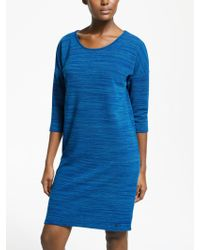 Numph - Irene Tunic Knee Length Dress - Lyst