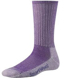 Smartwool - Hiking Light Crew Unisex Socks - Lyst