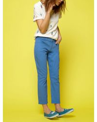 White Stuff - Ash Straight Cropped Jeans - Lyst