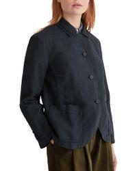 Toast - Cotton Linen Jacket - Lyst