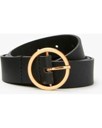 Boden - Classic Leather Belt - Lyst
