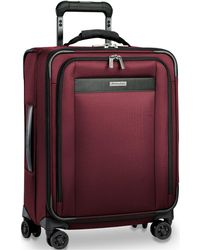 Briggs & Riley - Transcend Vx Tall Carry-on Expandable Upright (rainforest Green) Luggage - Lyst