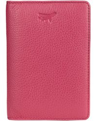 John Lewis | Liv Leather Passport Holder | Lyst