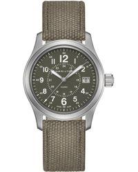 f12a2107d1b Gucci Ya133206 Men s Interlocking G Fabric Strap Watch in Black for ...