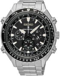 Seiko - Ssg001p1 Men's Prospex Radio Synchronised Solar Bracelet Strap Watch - Lyst