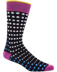 Duchamp - Pattern Mixer Socks - Lyst
